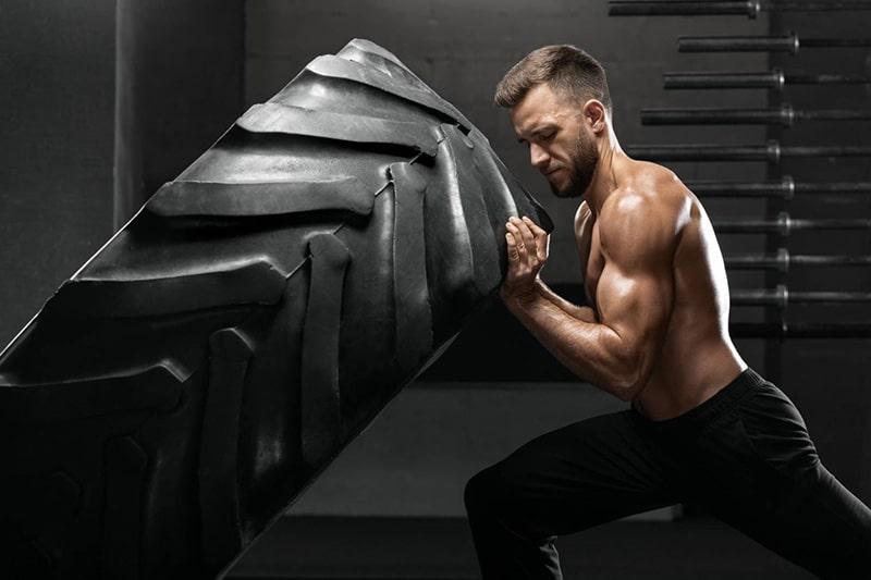 Gain de force pour la musculation